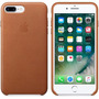 Capa Case Couro Premium Celular Apple Iphone 7 Plus Tela 5.5