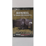 Rommel El Zorro Del Desierto Dvd Chileno [nuevo]