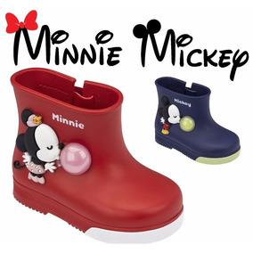 9e5c5556c4e Galocha Grendene Mickey Sandalias - Sapatos no Mercado Livre Brasil