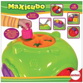 Maxi Cubo Didáctico Bebés