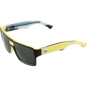 Óculos De Sol Quiksilver Enose Black Fyel Grey - Surf Alive
