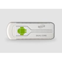 Adaptador Android Transforma Tv Em Smart Hdmi Tv101- Newlink