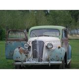 Chevrolet Coupe 1937 Sin Choques ! Papeles En Regla U$s 2200