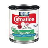 Clavel Orgánica Leche Condensada Azucarada De 14 Onzas De Lí