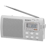 Radio Digital Sony Icf- M410v Am Fm Television Aire