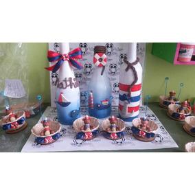 Botellas Decoradas Nacimiento