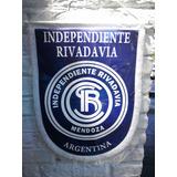 Banderin Independiente Rivadavia De Mendoza
