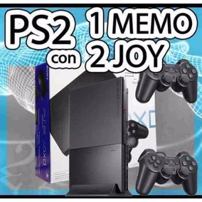 Sony Playstation 2 Flash 2017 + Juegos +1 Año Gtia !