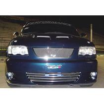 Para Choque Esportivo Chevrolet S10 G1 E G2 Sem Pintar