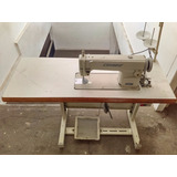 Maquina Recta Industrial Consew Remate