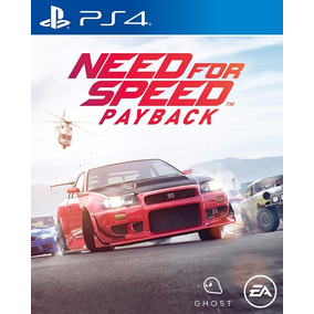 Need For Speed Payback | Ps4 | Físico | Original |