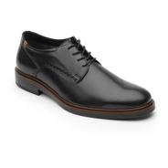 Calzado Zapato Flexi Hombre 400101 Negro Vestir Salir