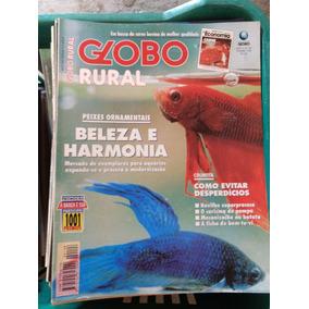 Coleção Revista Globo Rural