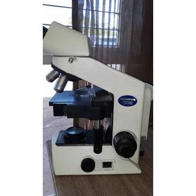 Microscopio Olympus Cx 21 Excelente Optica