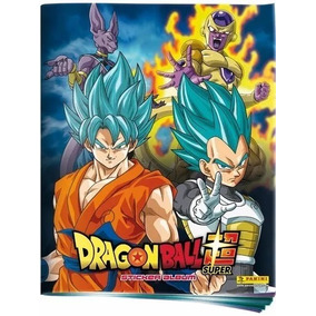 Estampas Album De Dragon Ball Super