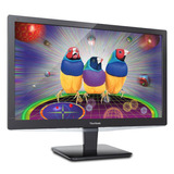 Viewsonic 24 Monitor Pc Cpu Audifono Vga Hdmi Multifunciona