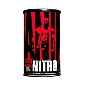 Suplemento Universal Nutrition Animal Nitro Nutrición Deport
