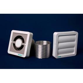 Exaustor P/ Banheiro Ventokit C-80 A Bivolt Até 5m2 S Sensor
