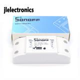 Interruptor Inteligente Wifi Sonoff Domotica | Jlelectronics