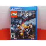 Lego The Hobbit Ps Vita Nuevo Sellado Formato Fisico