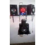 Equipo De Sonido Sony Genezi Potente Usado Modelo Mhc-gtas