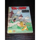 Antiguo Album De Figuritas Tom Y Jerry Sticker Design 2003