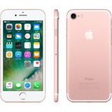 Iphone 7 256gb - Original - Rose- Garantia Apple
