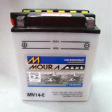 Bateria Moura Cbx 750/vulcan 750 14 Amperes Mv14e-yb14-a2