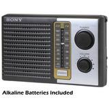 Sony Receptor De 2 Bandas Radio Portátil De Transistores...