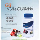 G3 Energético Açaí E Guaraná - 100 Caps