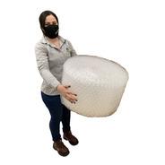 V Rollo Plástico Burbuja Bomba Grande De 30cm X 25 Metros