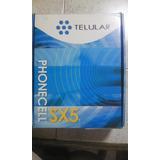 Telular Phonecell Sx5 Gsm Digitel Nuevo