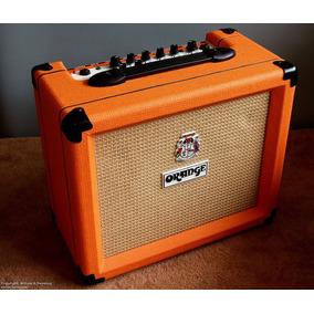 Amplificador De Guitarra Orange Cr12 12w 6 Vintage