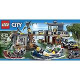 Lego City Jugueteria Juegos Niños Estacion De Policia Lego