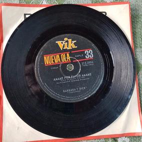 Barbara Y Dick Vinilo Lp Barbara Y Dick M 250 Sica En