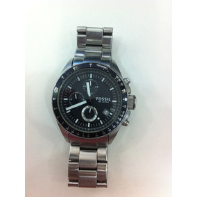 7067030c5dd Relógio Fossil Ch2600 Masculino - Relógios De Pulso no Mercado Livre ...