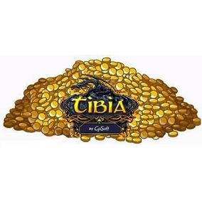 Tibia Gold 100k (todos Os Servidores)desconto Apartir De 1kk