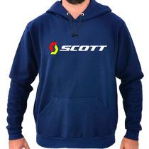 Blusa De Frio Moleton Canguru Adidas Nike Scott Specialized