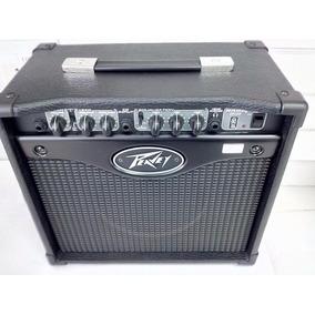 Amplificador De Guitarra Peavey Rage 158 15 Watts Tecnomix