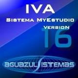 Módulo Iva Ventas Y Compras - Sistema Myestudio (inc.rg3685)