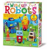 4m Wind Up Robots Giro Didactico