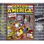 Capitán América Numero 1 (timely, 1941) Poster Enmarcado