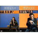 Lote Dr. House Temporadas 1 Y 2 Completas Originales