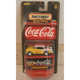Hot Wheels Matchbox 1955 Coca-cola Chevy Belair Hardtop 1:64
