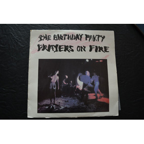 Lp Vinilo The Birthday Party - Prayers On Fire Virgin Rec