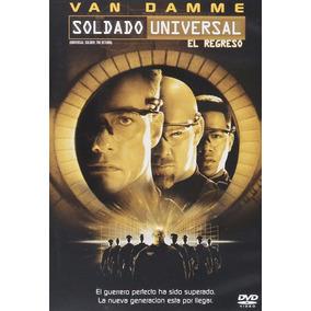 Soldado Universal 2 El Regreso Van Damme Pelicula Dvd