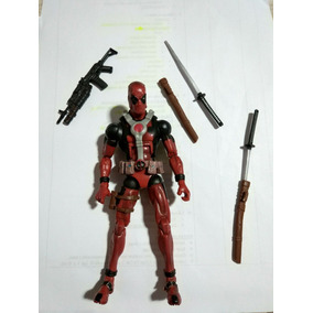 Boneco Deadpool Marvel 16 Cm Pvc