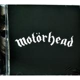 Motorhead - 40th Anniversary Edition- Cd Nuevo. Bonus Tracks