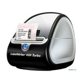 Impresora De Etiquetas Dymo 450 Turbo