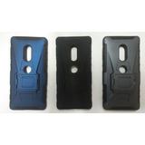 Case Protector Con Parante Para Sony Xperia Xz2